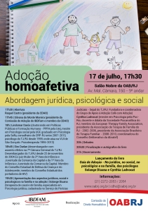 CDHO_adoção_homoafetiva_cartaz